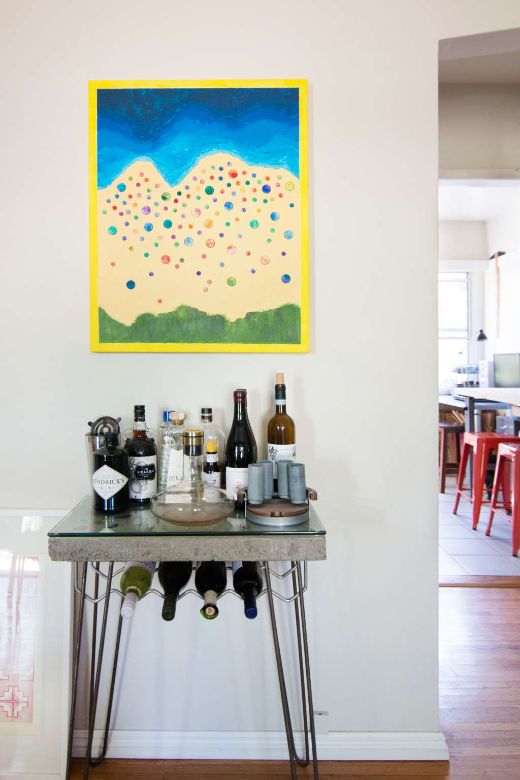 3 DIY Furniture Designs to Steal from a Creative Couple's California Apartment