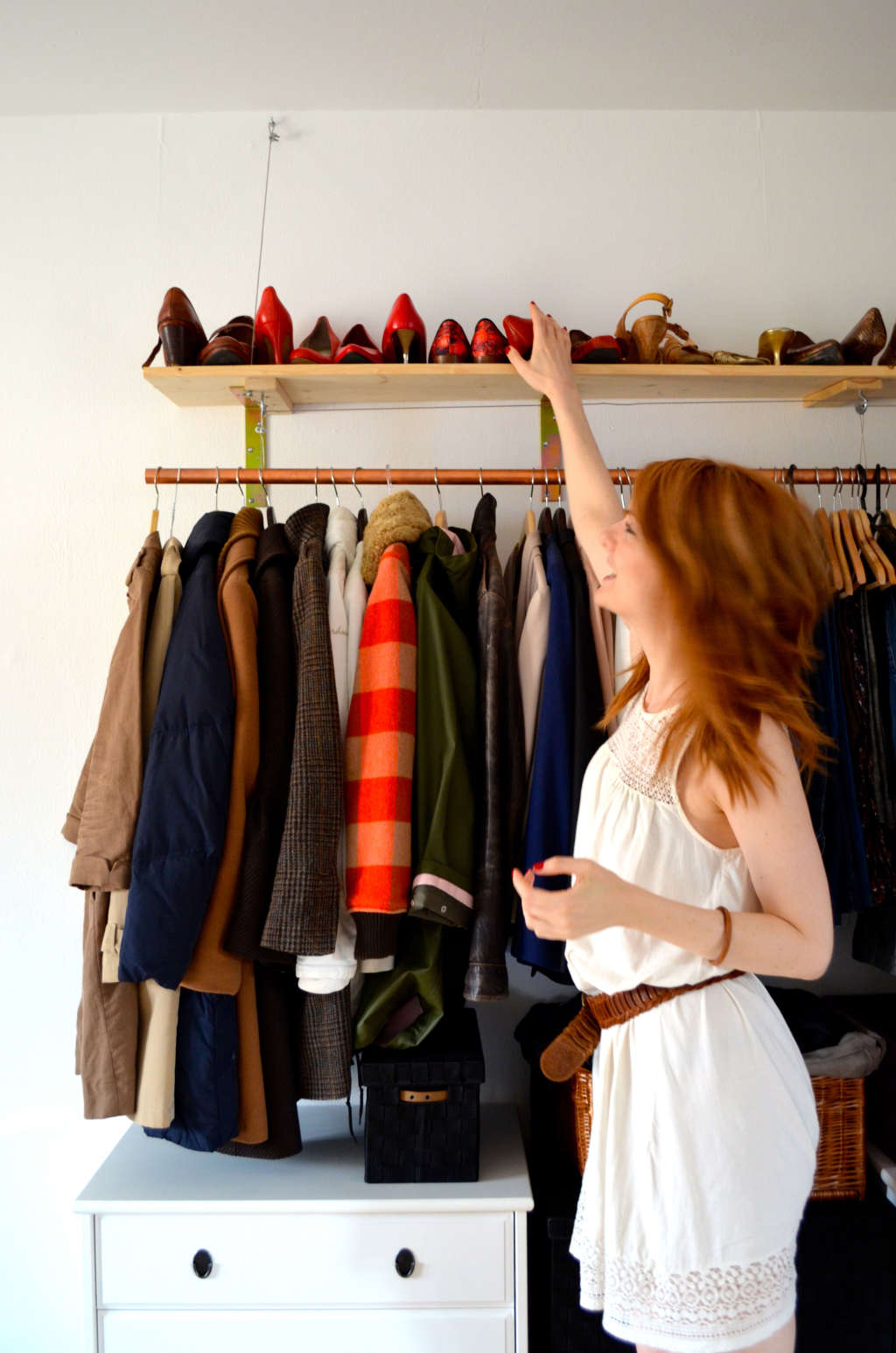 A 3-Step Trick for Buying the Right New Clothes From Now On