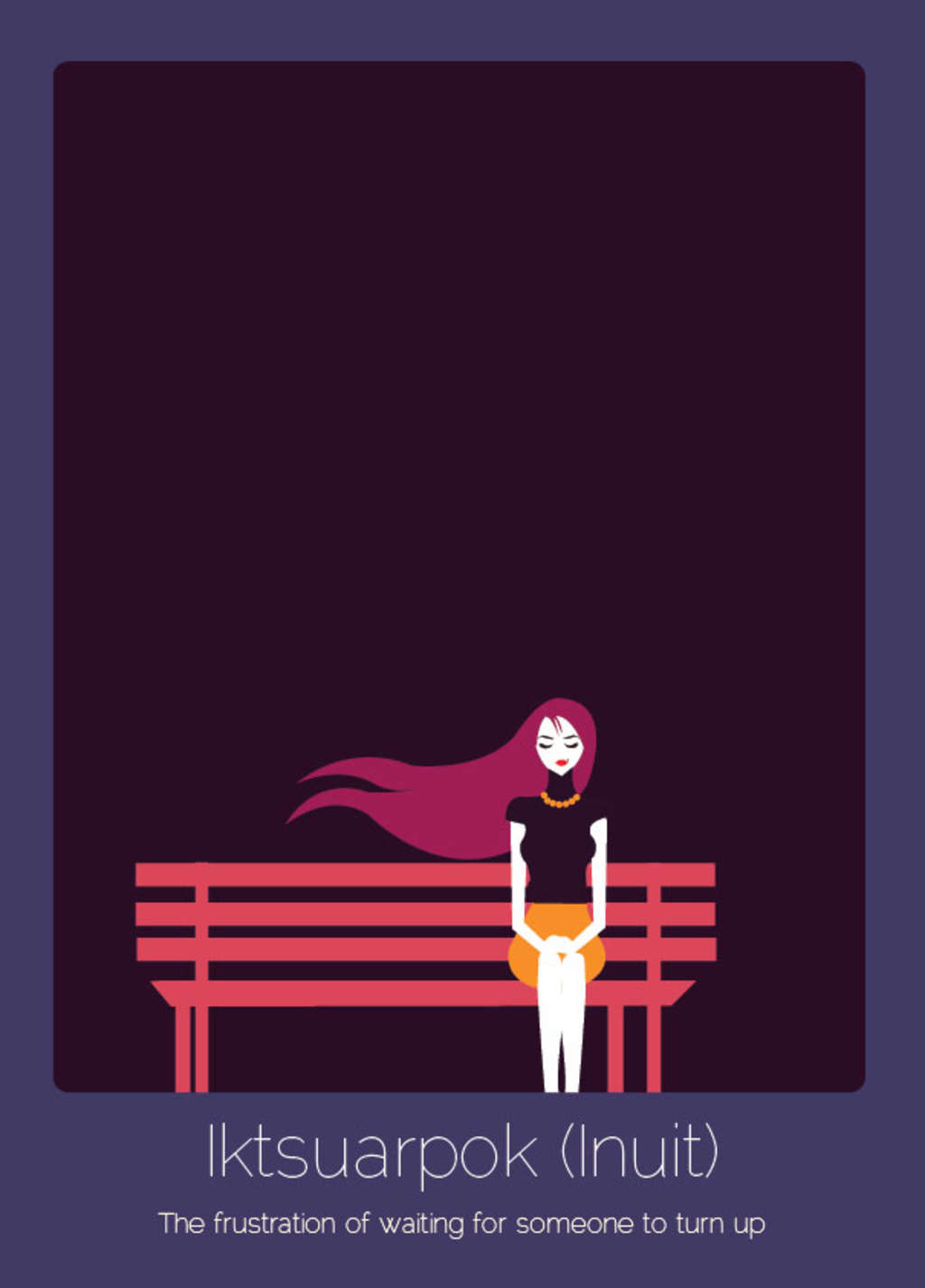 Check Out These Illustrations of Untranslatable Words
