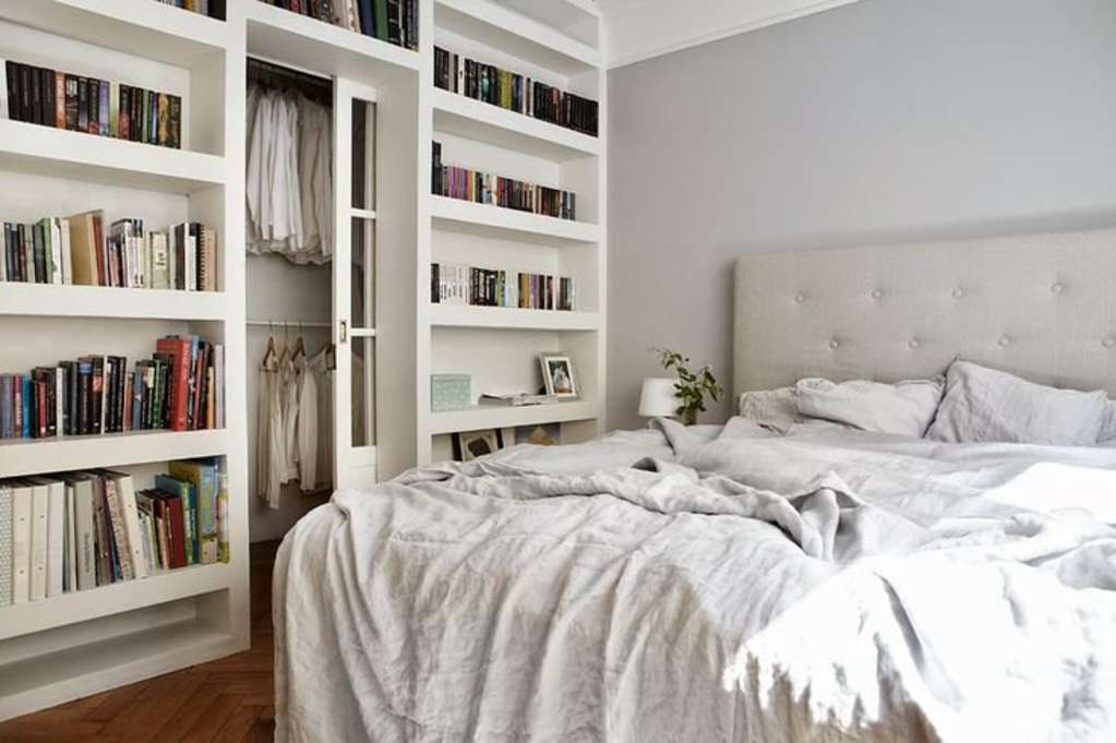 Renovation inspiration make the most of your bedroom with for Foto appartamenti moderni