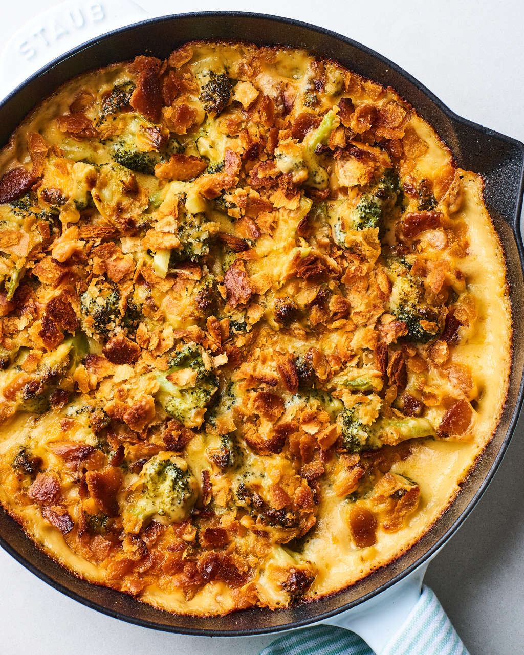 Here's a Broccoli-Cheese Casserole That Everyone Will Love