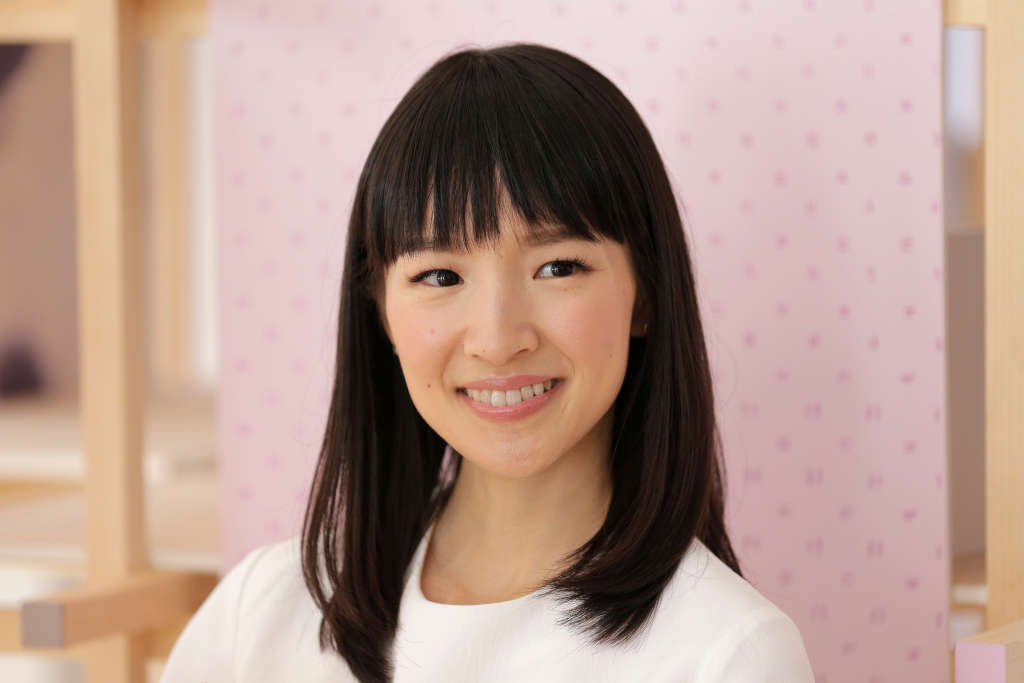 """Tidying Up"" the New Year with Marie Kondo"