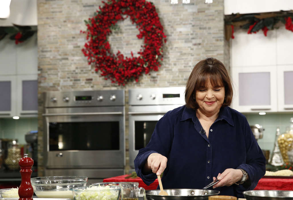 Ina Garten Just Shared Her Personal Thanksgiving Menu