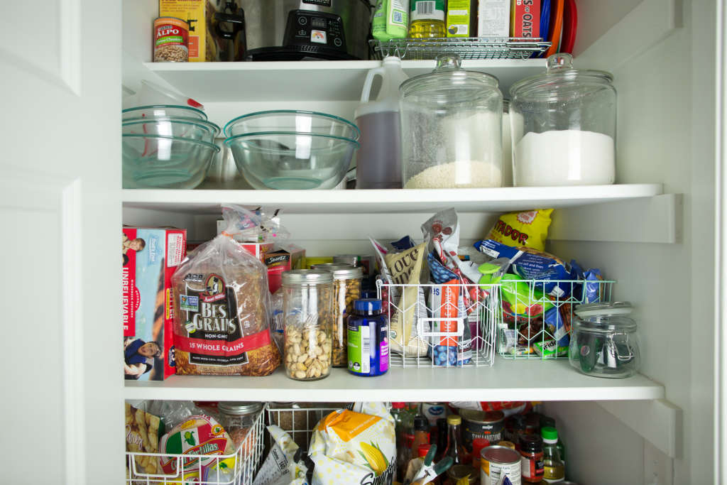 kitchen pantry organization tips pantry organization ideas shelves storage tips kitchn 5487