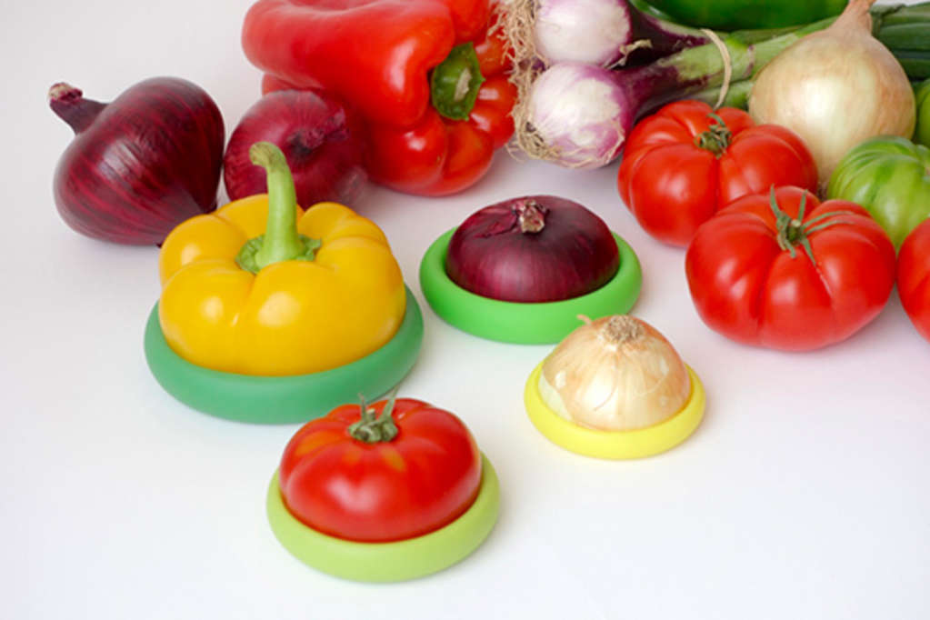 Food Huggers: An Easy Way to Keep Leftover Fruits & Veggies Fresh