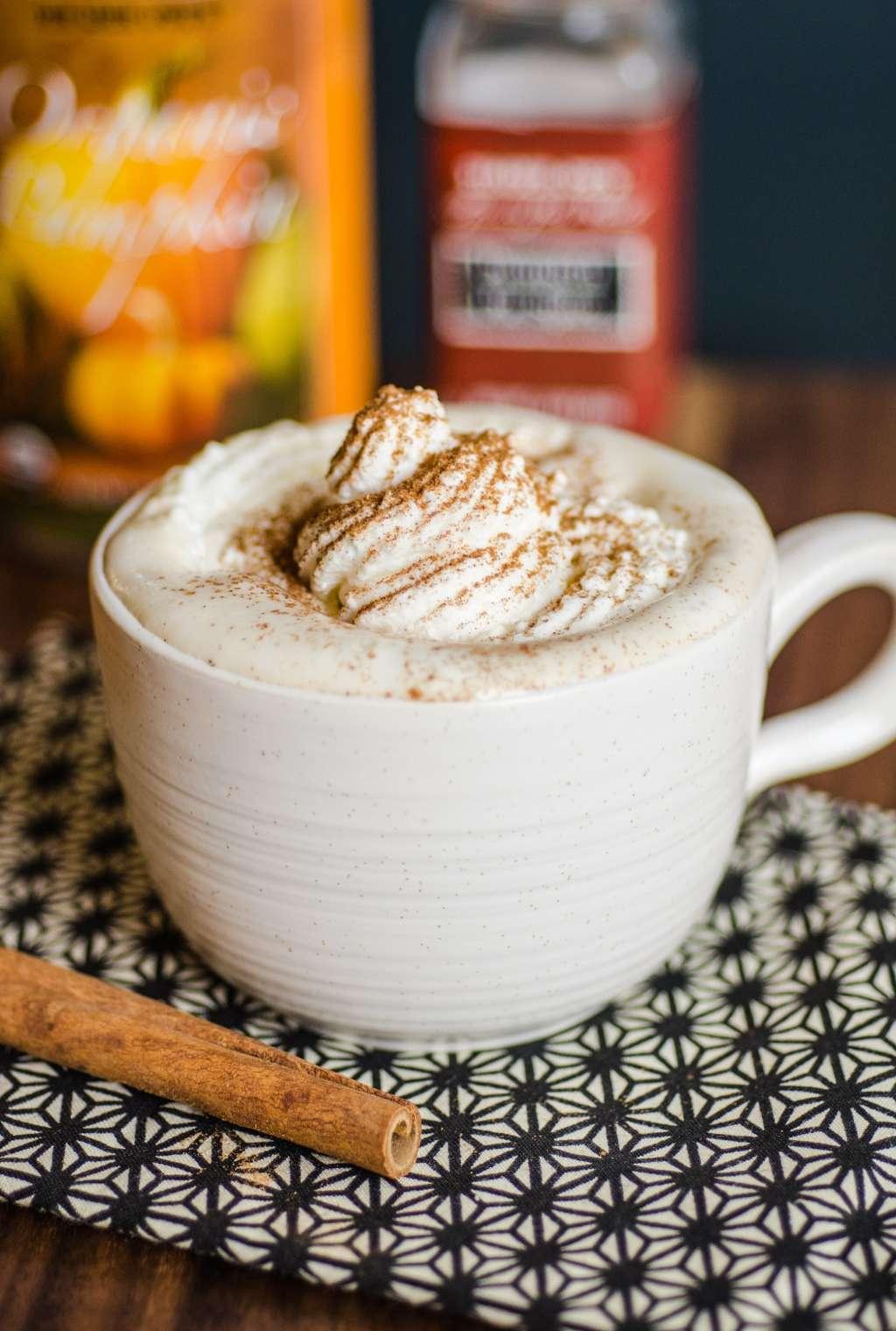 How To Make Pumpkin Spice Lattes, Even Better than Starbucks