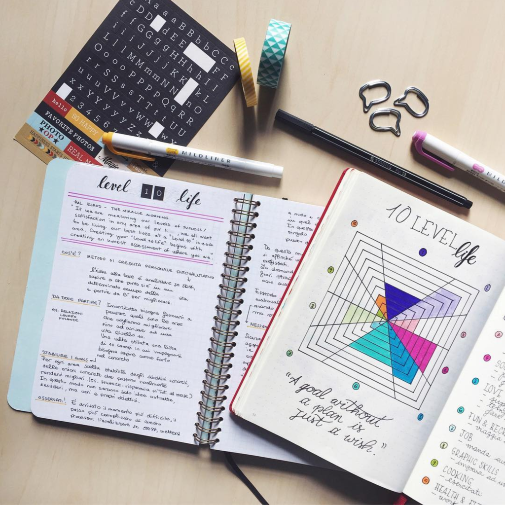 6 Instagram Must-Follows for the Bullet Journal Obsessed