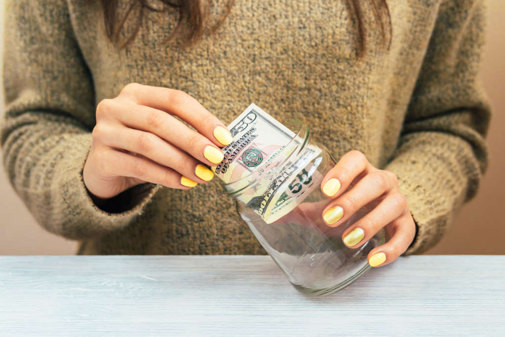 """5 Small Steps to Get Over Your Money Anxiety, from the Author of """"Bad With Money"""""""