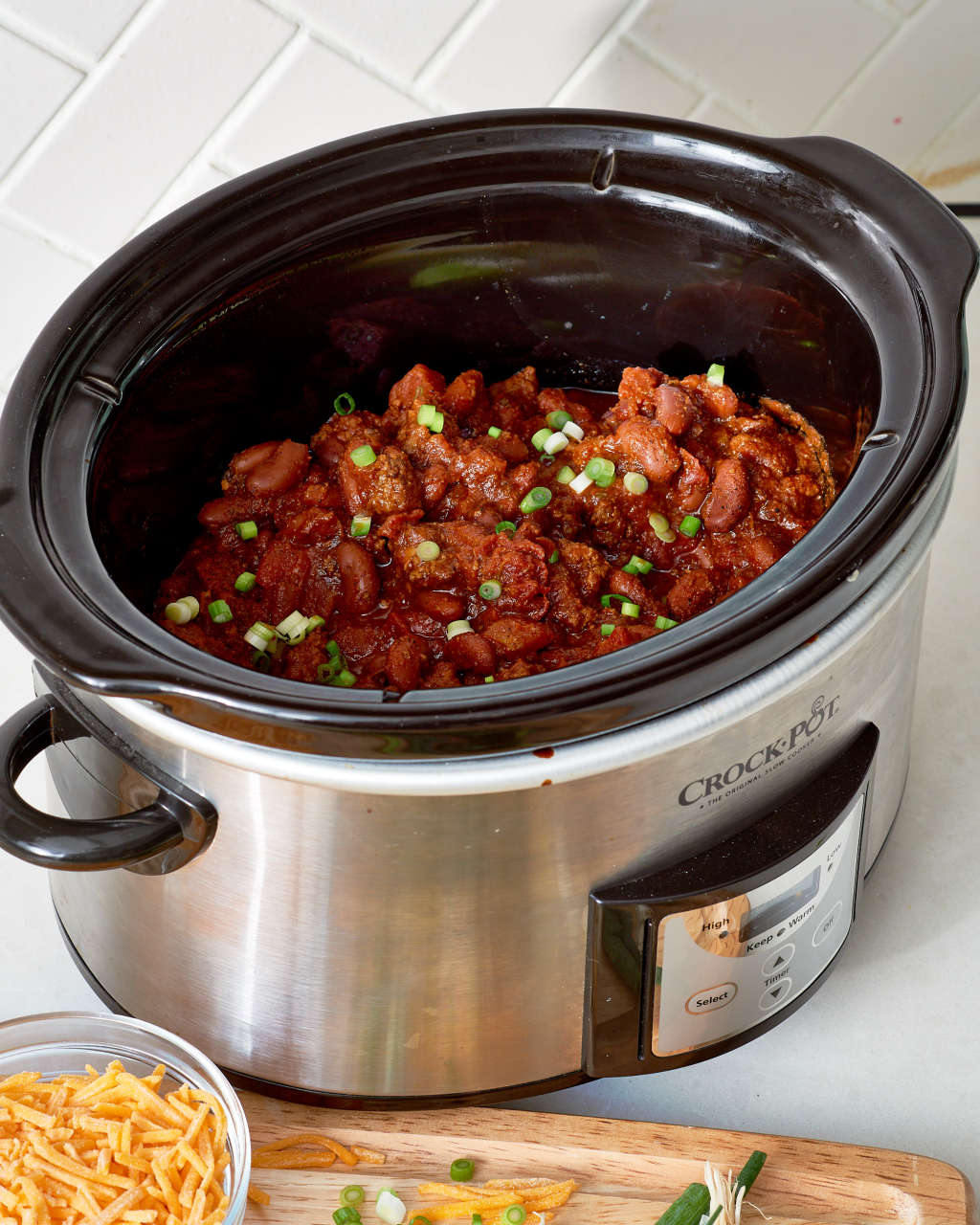 Our Favorite Slow Cooker Chili Recipes