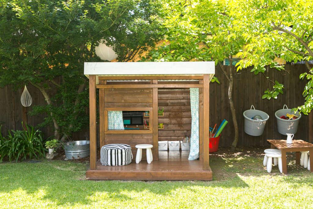 Backyard Ideas from a Creative California Outdoor Space