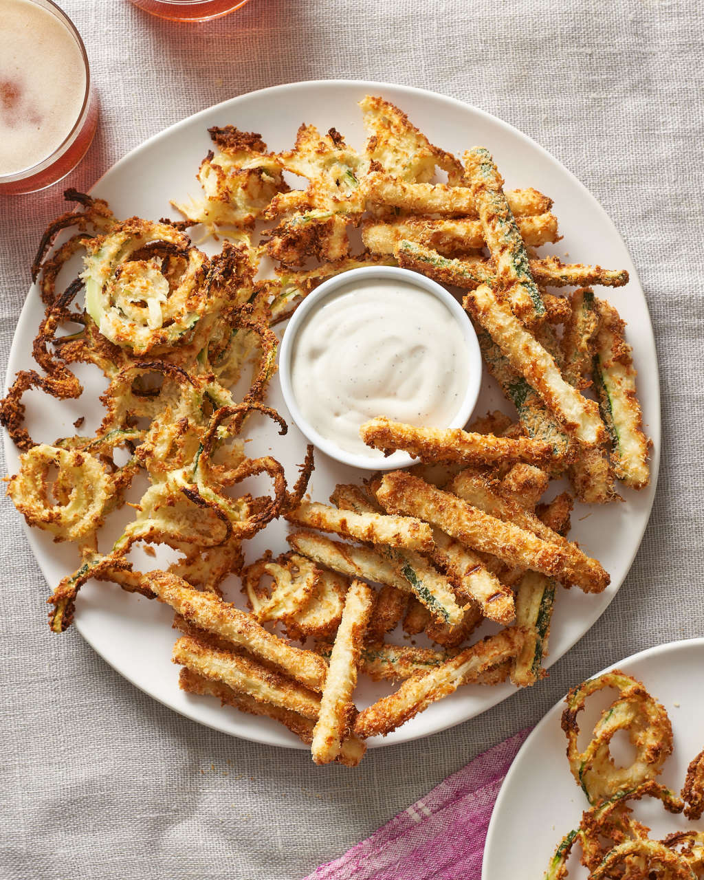 The Secret to Baked Zucchini Fries That Won't Disappoint You