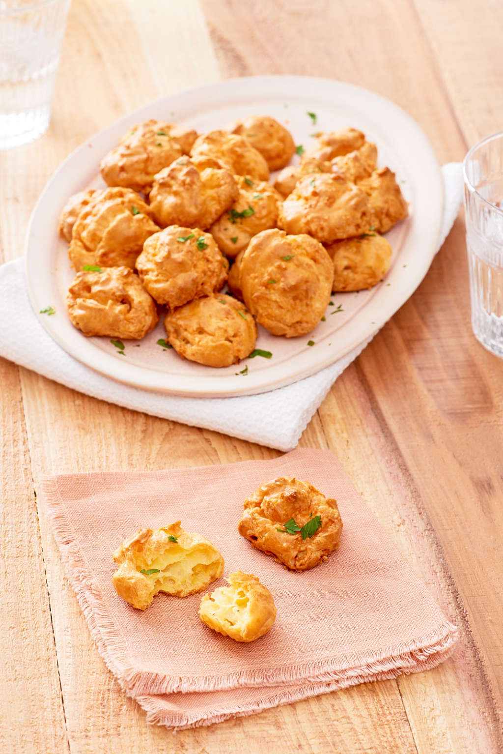 Gougères Are the Smartest Stress-Free Appetizer