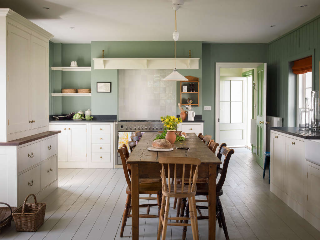 The New Look For the Kitchen is More Classic Than Ever