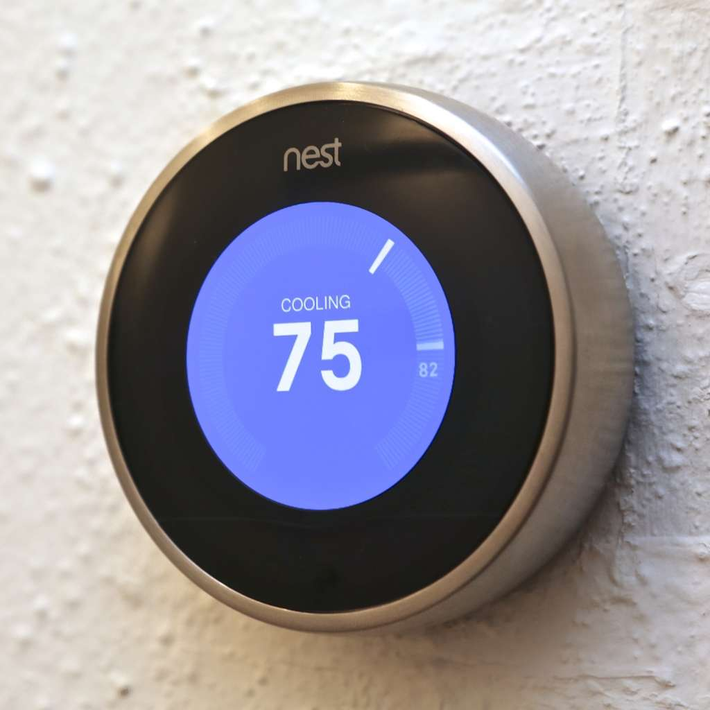 How To Install A Nest Thermostat Apartment Therapy 1st Gen Wiring Diagram