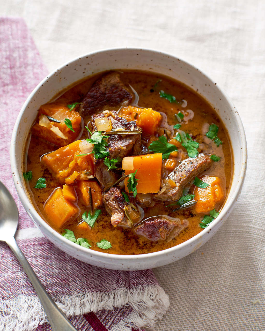 How Giada Gives Slow Cooker Beef & Potato Stew an Update