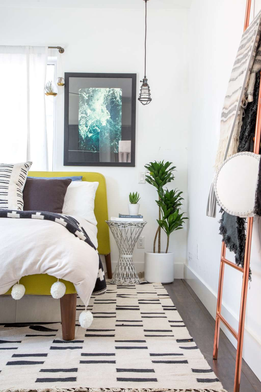 15 Smart Bedroom Styling Tips from House Tours