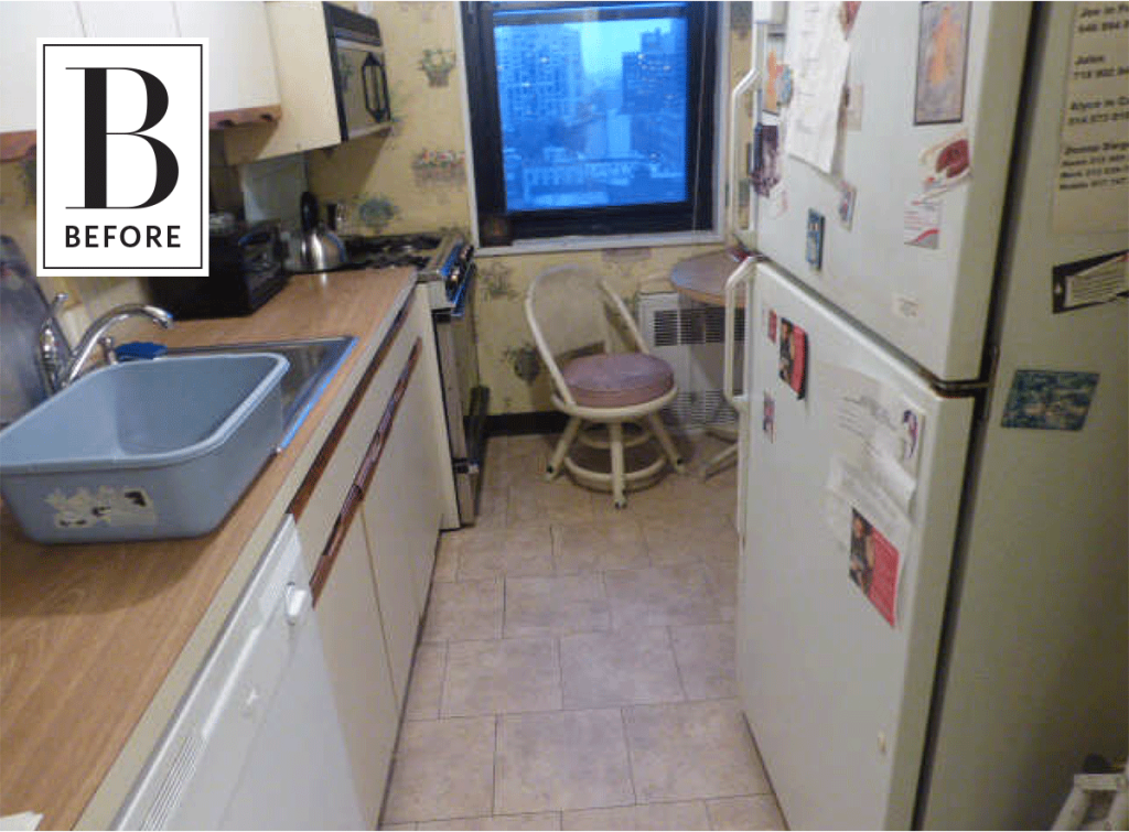 Before & After: A 40-Year-Old Kitchen Gets a Dramatic Update