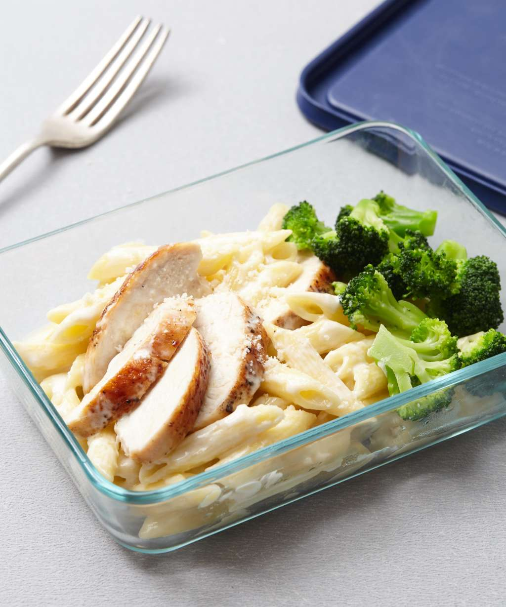 Recipe: Chicken & Broccoli Alfredo