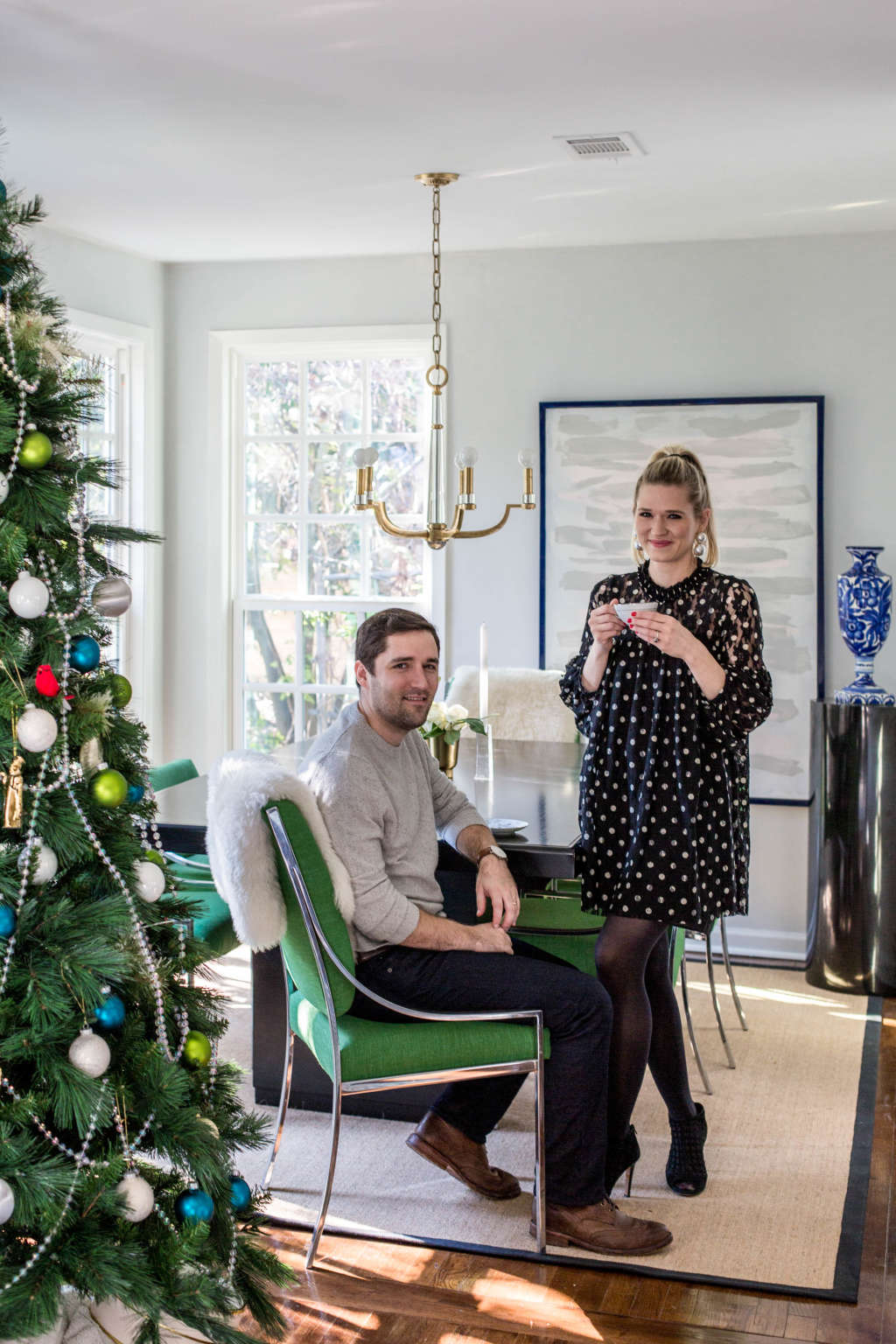 Creative Holiday Traditions: Couples Share \