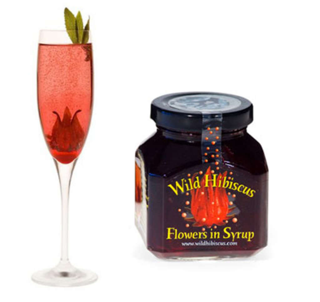 Good product wild hibiscus flowers in syrup kitchn izmirmasajfo