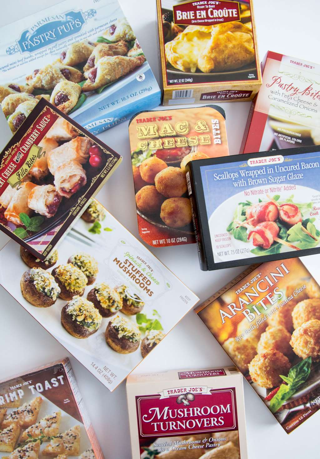We Tried 10 of Trader Joe's Most Popular Frozen Appetizers