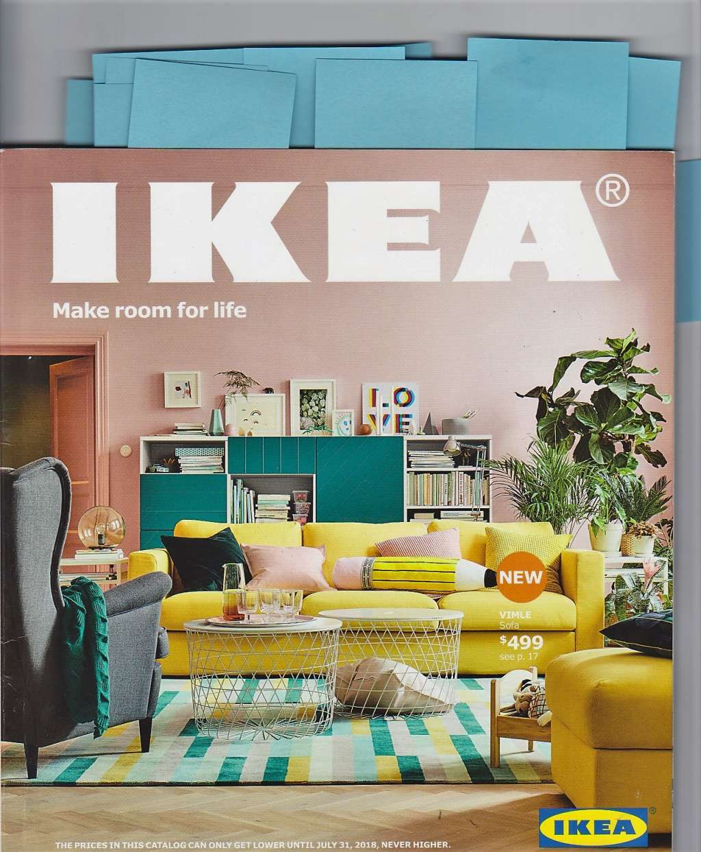 ikea 2018 catalog sneak peek 10 products we 39 re excited about kitchn. Black Bedroom Furniture Sets. Home Design Ideas