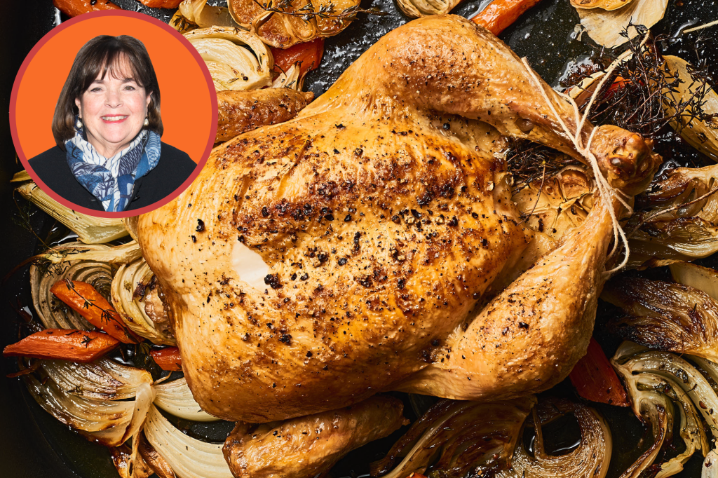 The Ina Garten Chicken Recipe You Should Make for Dinner