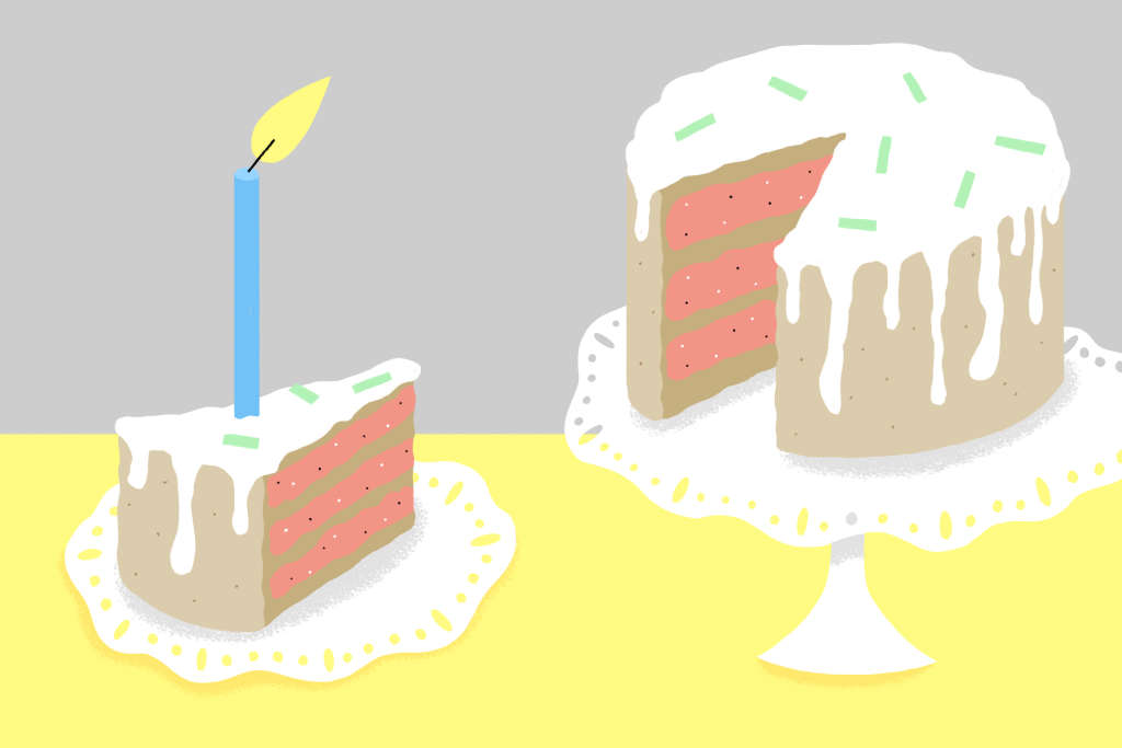 Follow This One Easy Trick to Keep Cake Layers Even