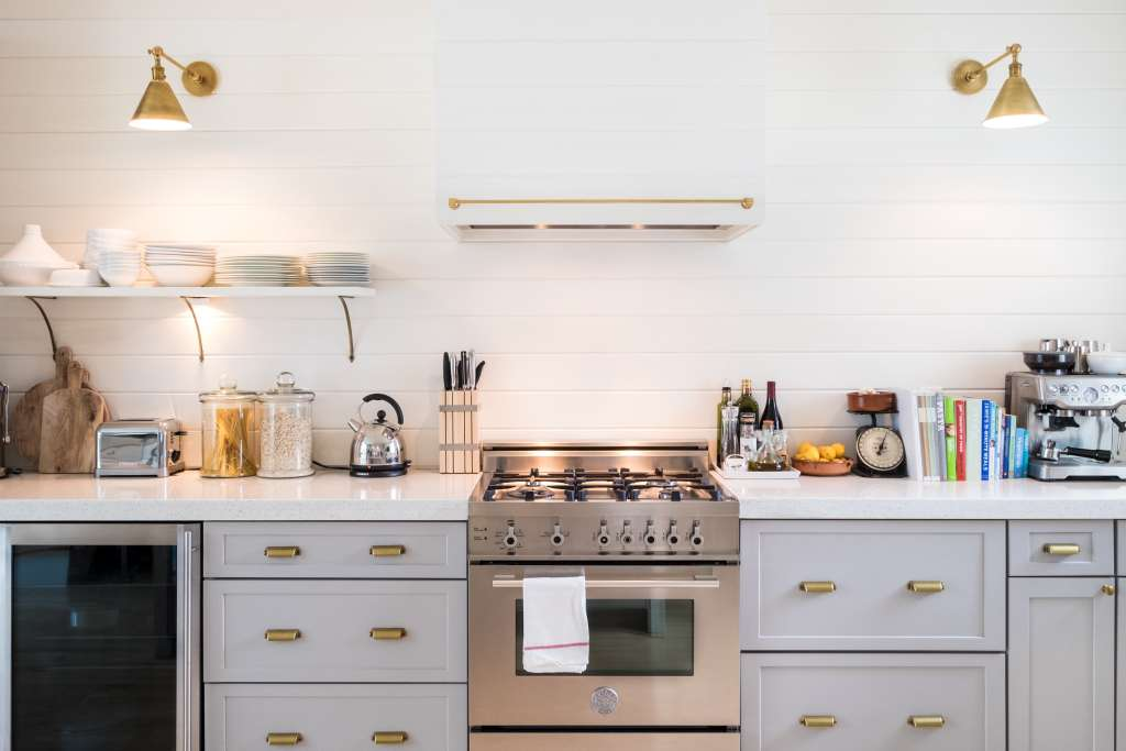 Budget Build-It-Yourself Kitchen Cabinets That Aren't IKEA