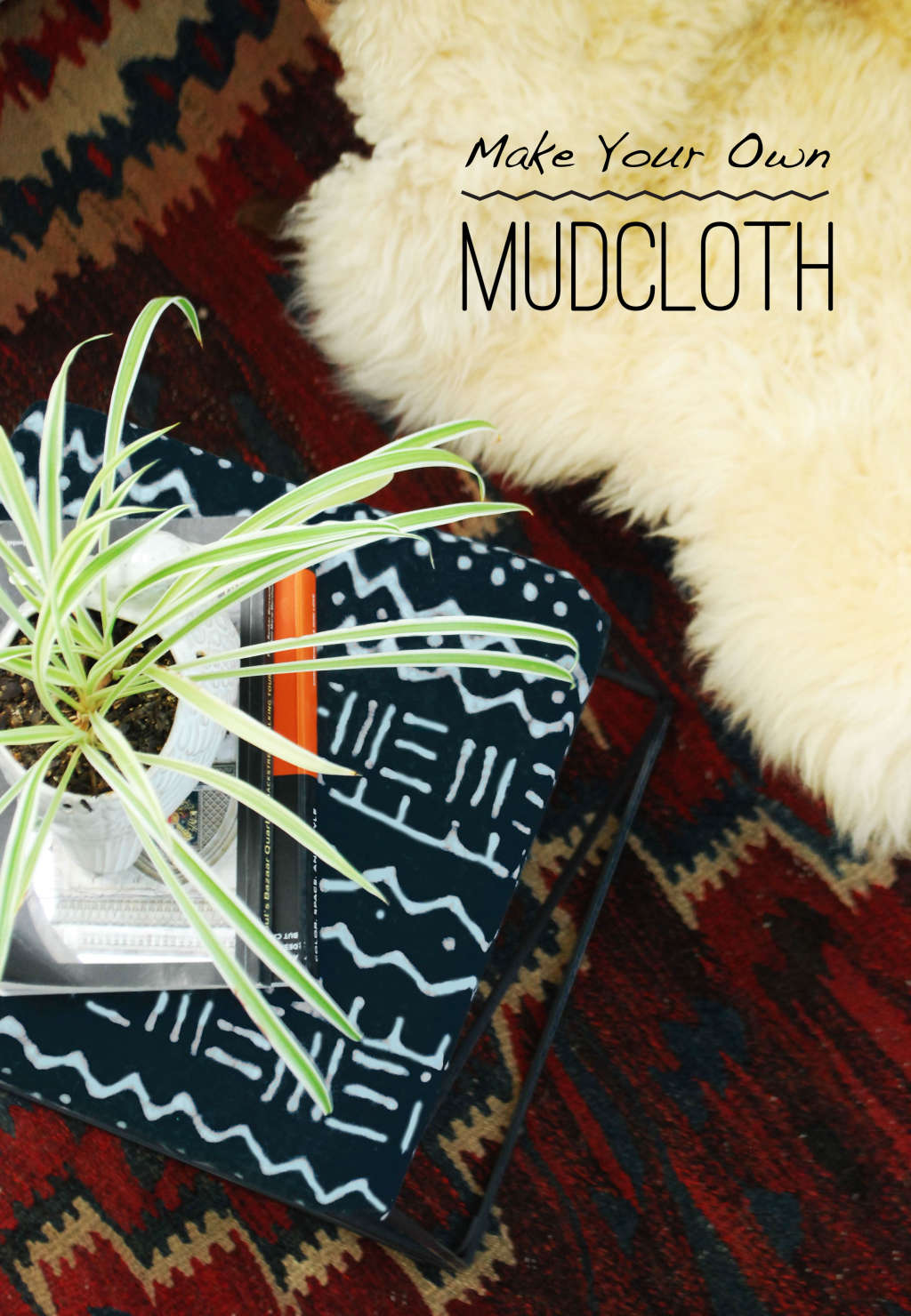 DIY to Try: How To Make Your Own Mudcloth