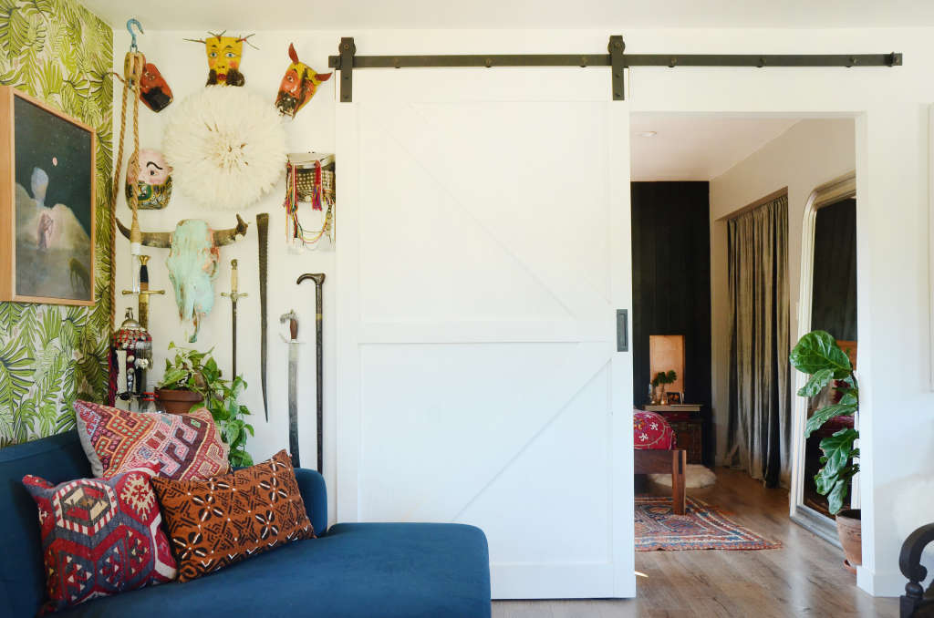 The Pros And Cons Of The Sliding Barn Door Trend Apartment Therapy