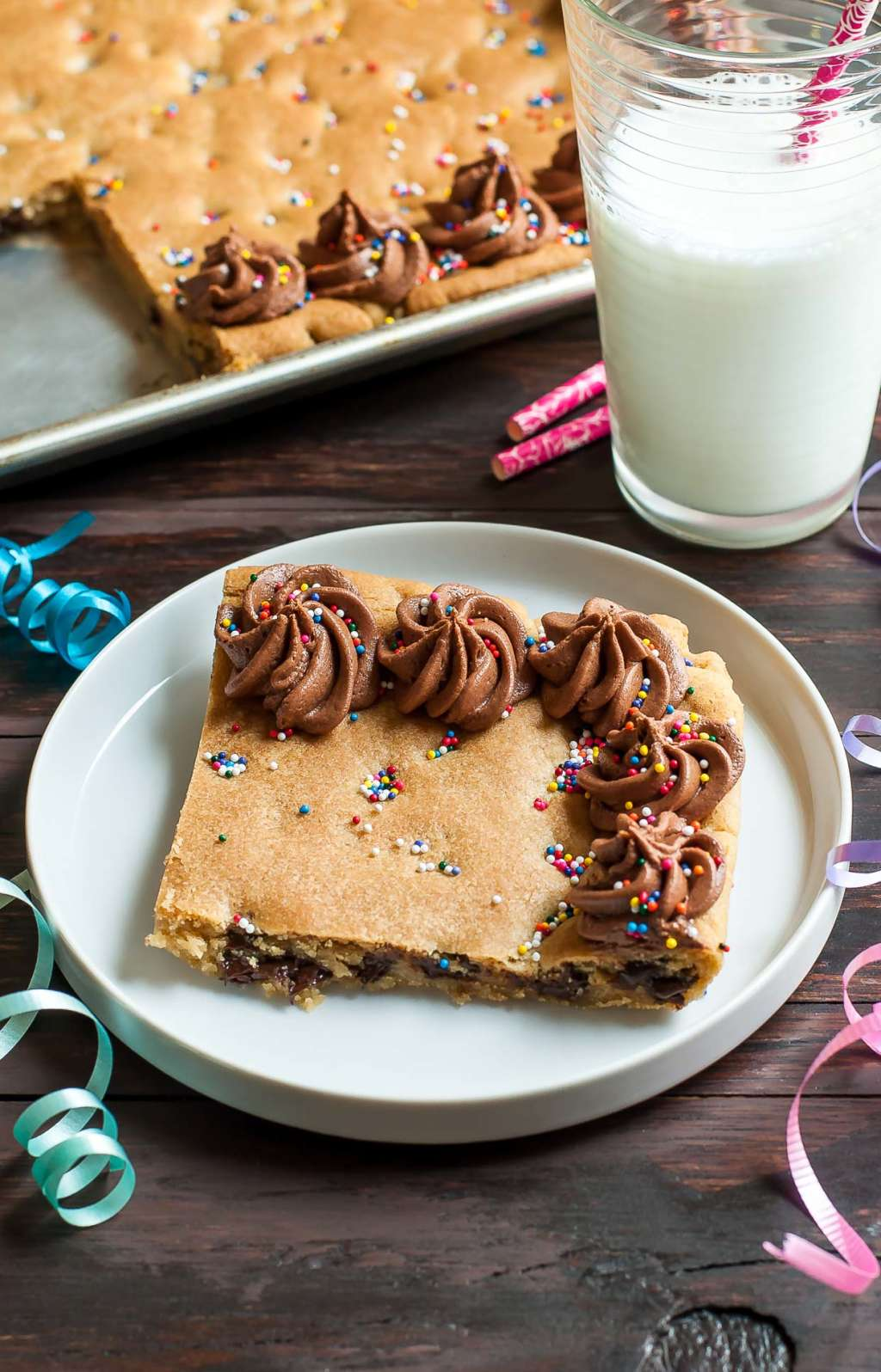 This Chocolate-Peanut Butter Cookie Cake Is Your New Go-To Dessert
