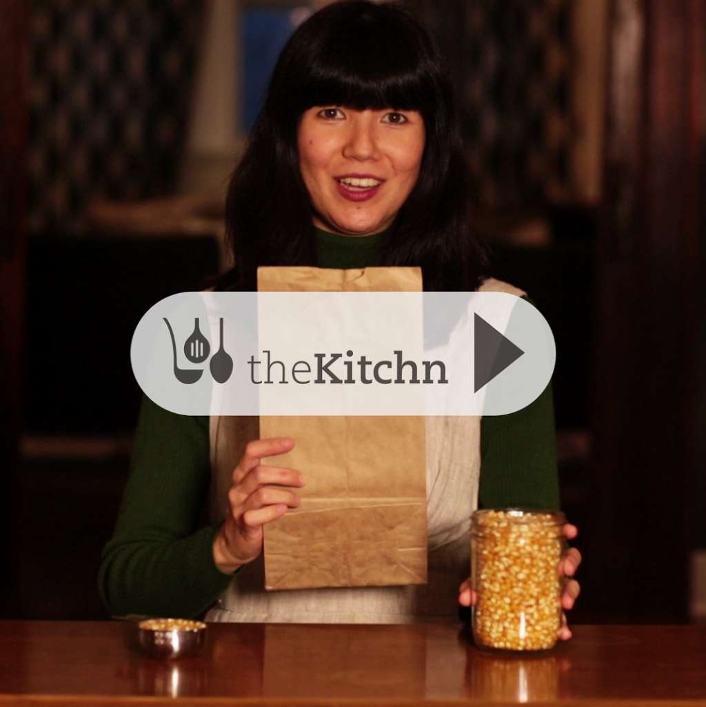 How To Make Microwave Popcorn in a Plain Paper Bag