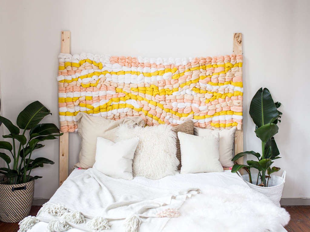 DIY Woven Headboard Project Ideas | Apartment Therapy