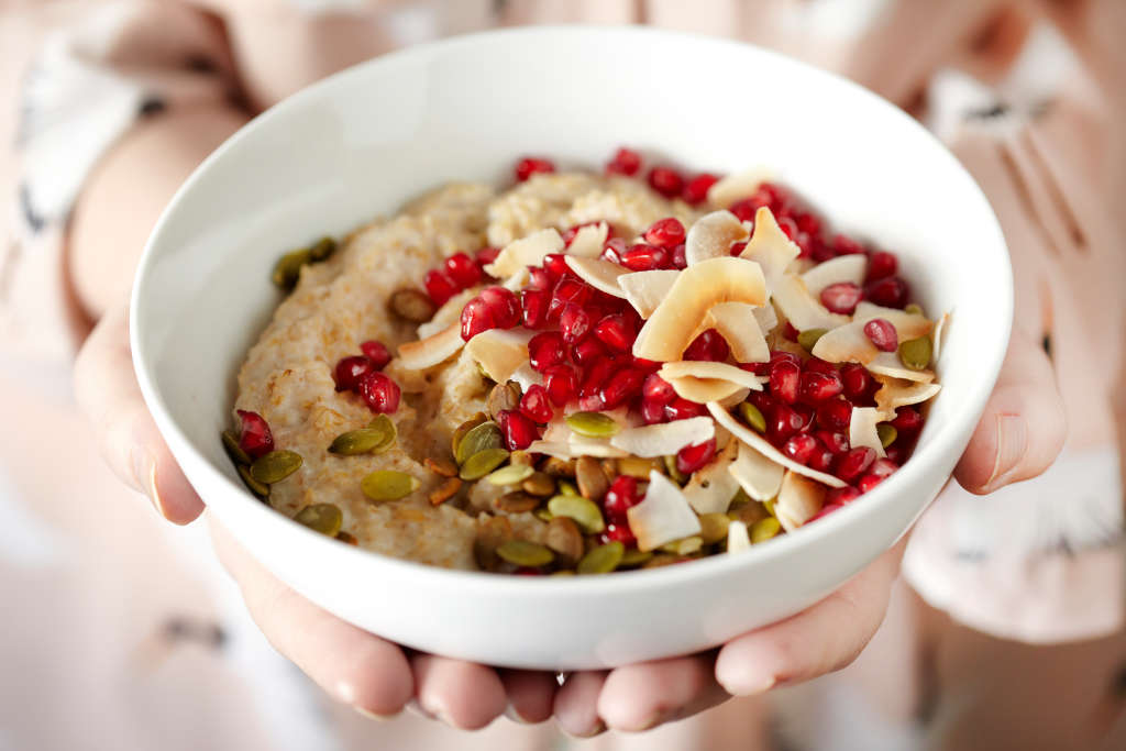 Here Are the Secrets to Making the Best Batch of Oatmeal
