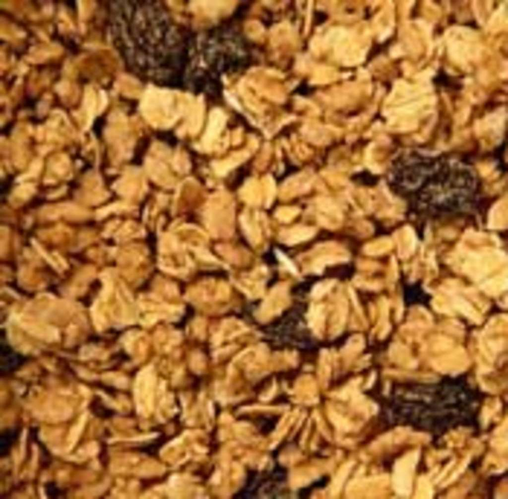 Apricot Pit Apartments: Recipe: Homemade Granola