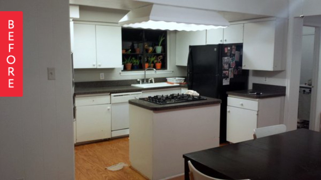 "Before & After: A ""Cozy Modern"" IKEA Kitchen Remodel ..."