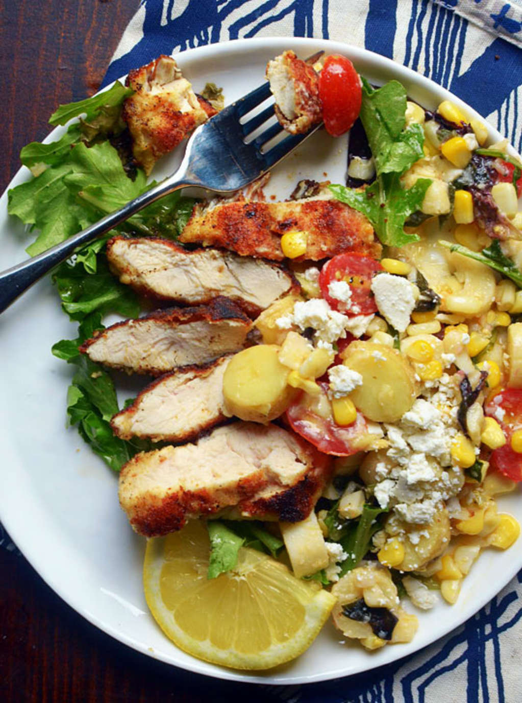 10 Glorious Summer Salads To Celebrate Tomatoes and Corn