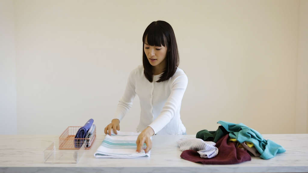 10 Organizing Tips You'll Learn from Marie Kondo's Instagram