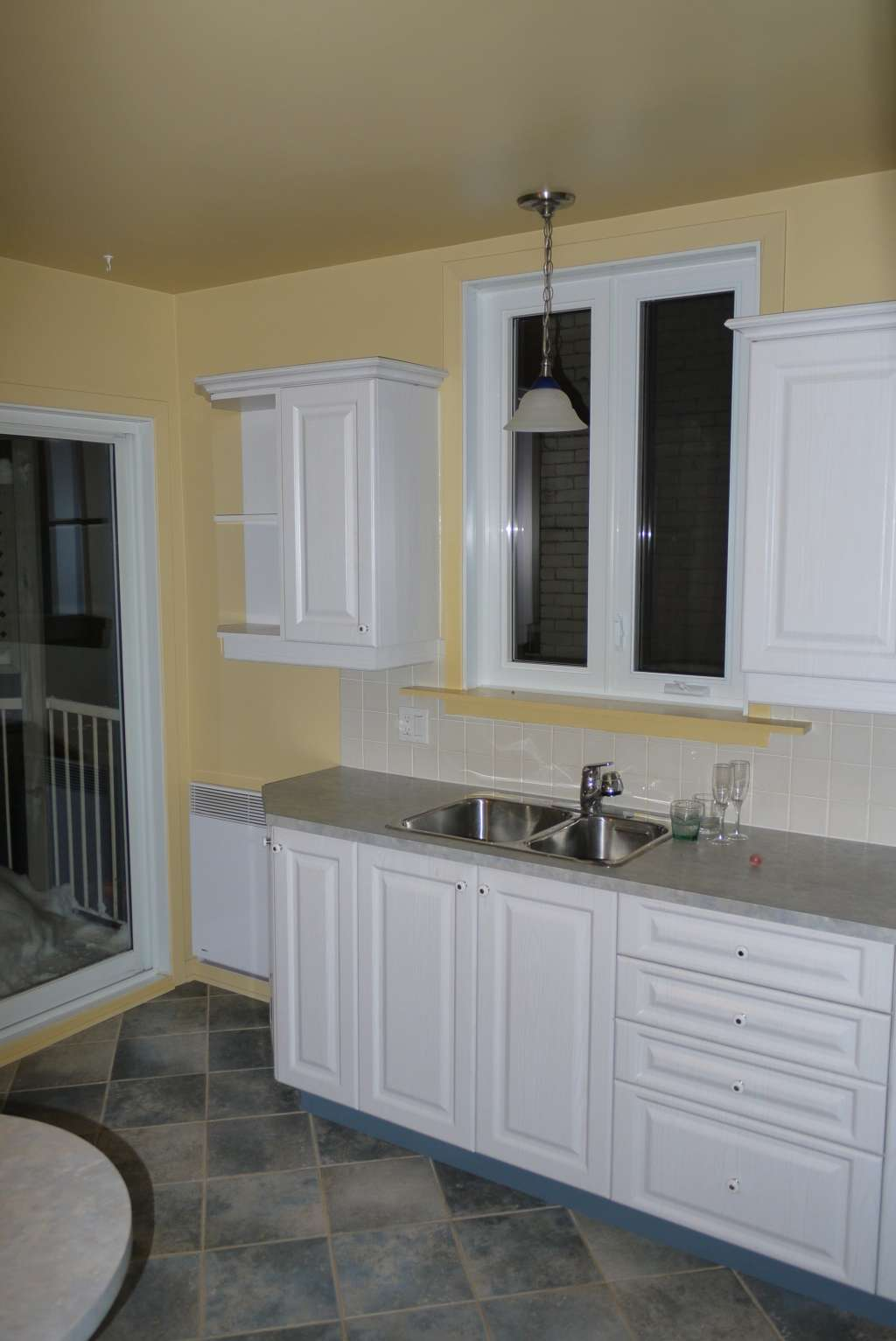 Before & After: An Industrial Kitchen Created with IKEA Cabinets