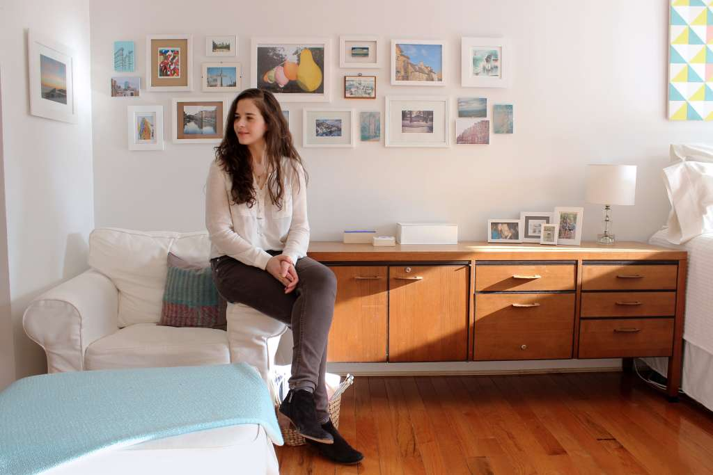 House Tour: A West Village Studio With A Lot of Light