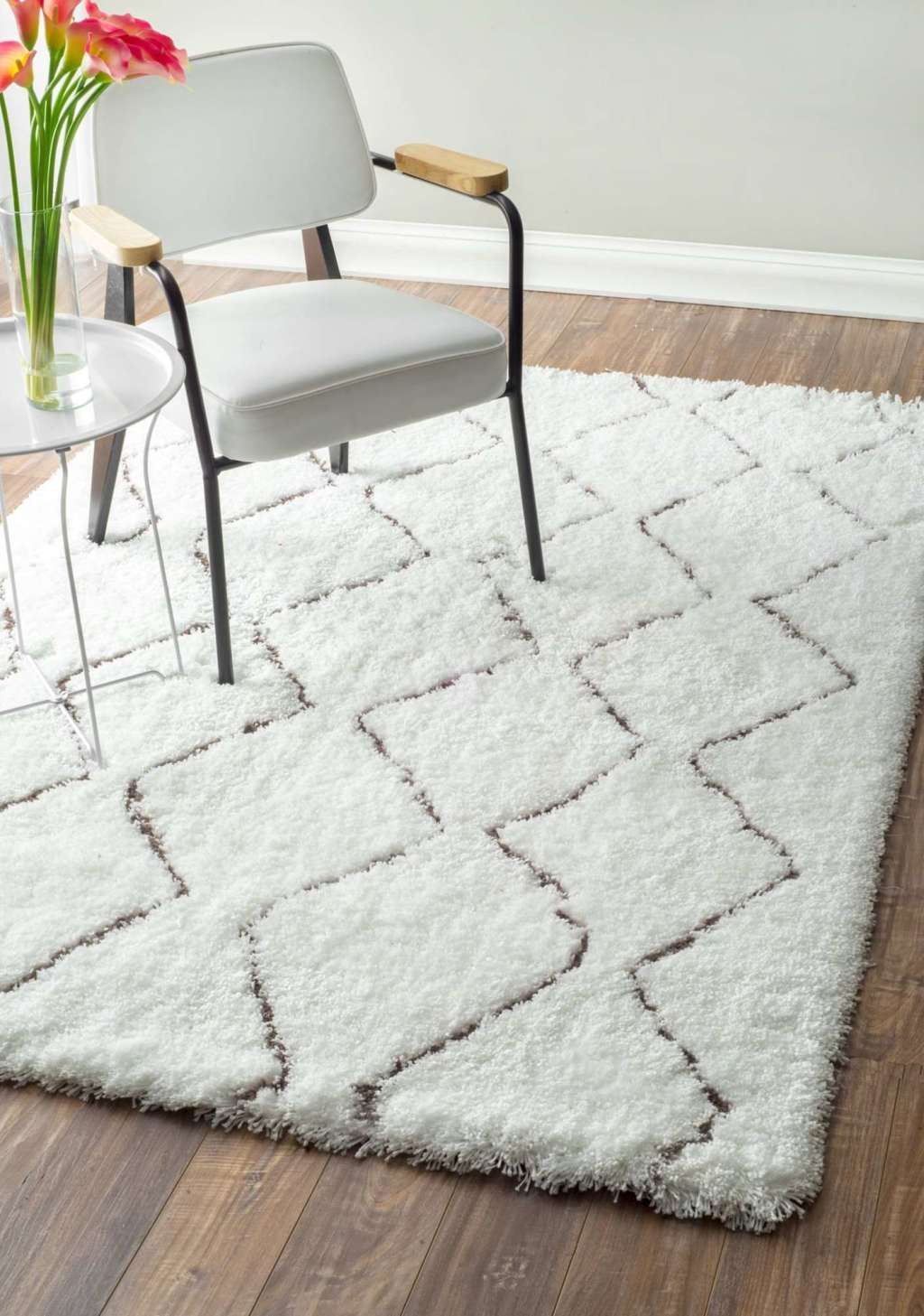 Beautiful Moroccan Amp Beni Ourain Style Rugs Under 300