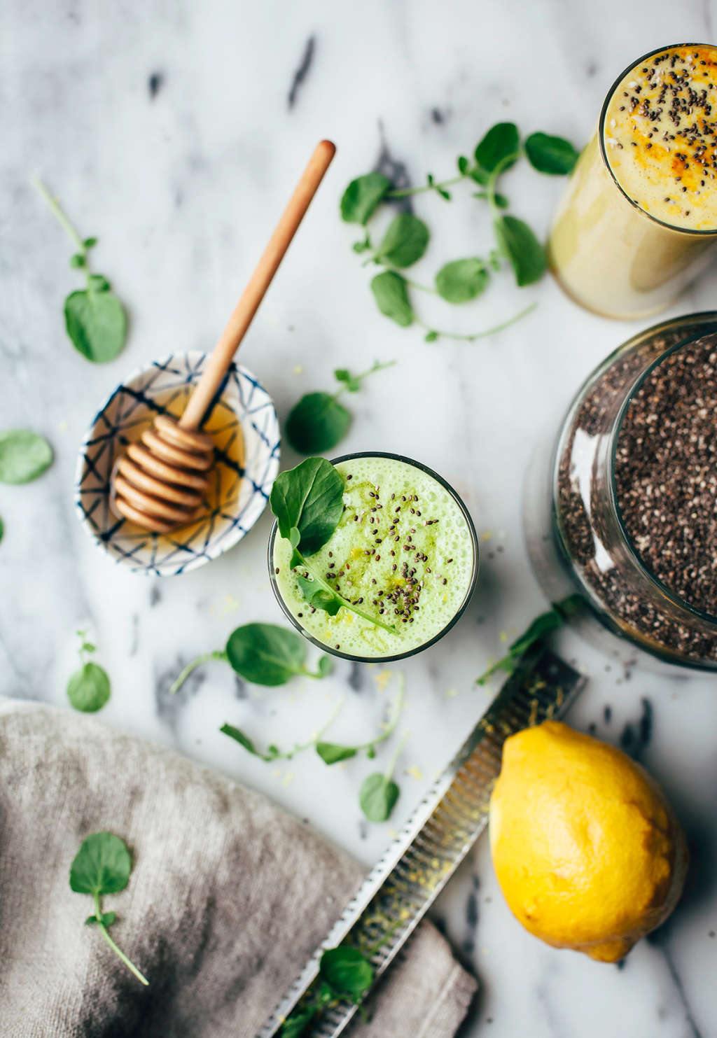 A Nutritionist's Advice for a Better Smoothie