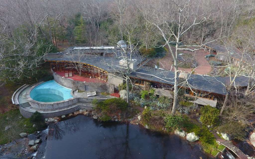 Frank Lloyd Wright's Tirranna Is For Sale For $7.2 Million
