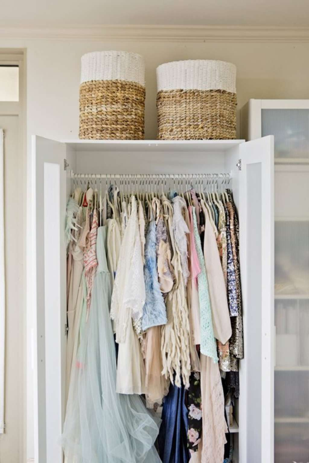 How To Organize Your Closet So You Actually See What You Own