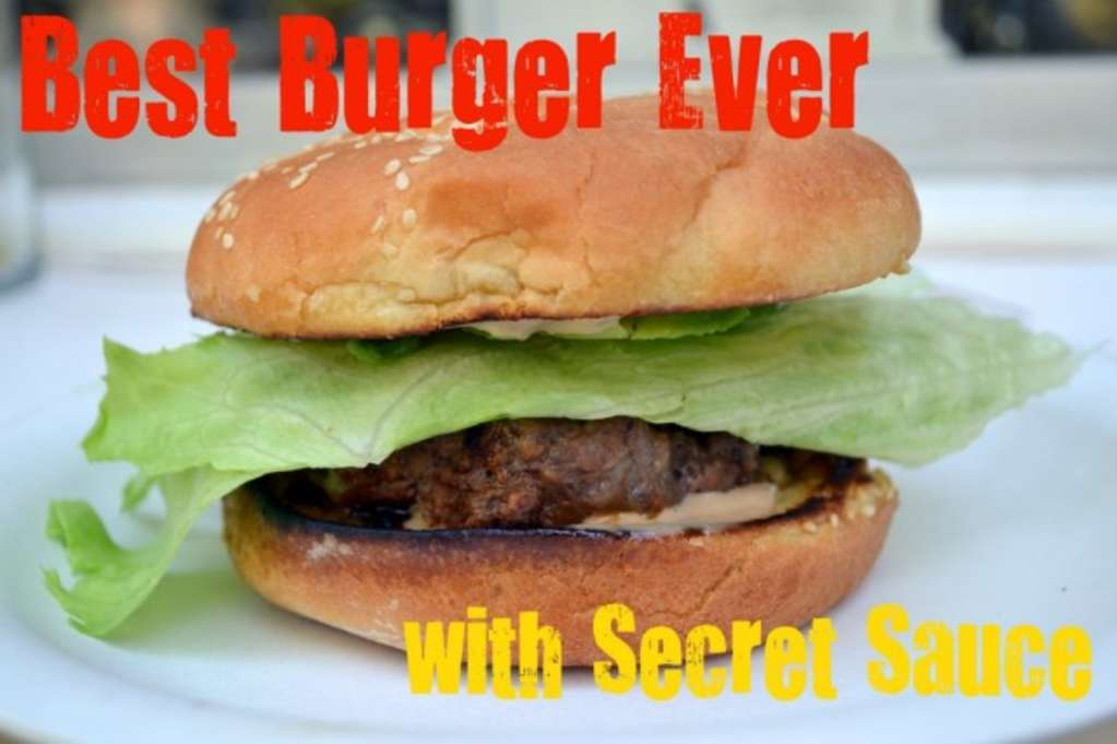 This Is the Most Popular Burger Recipe of All Time on Pinterest