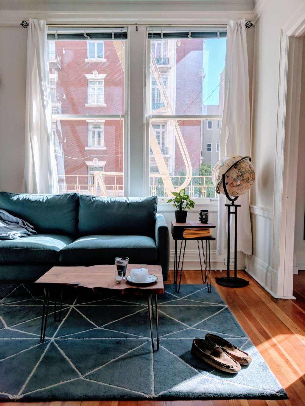 See Inside a 400-Square-Foot San Francisco Studio Apartment