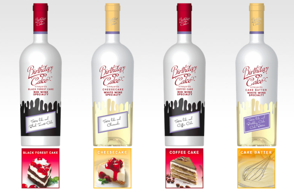 You Can Now Drink Birthday Cake Flavored Wine Kitchn