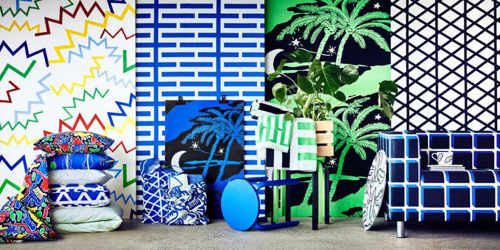 Here's IKEA's New Collection From Classic Swedish Designers