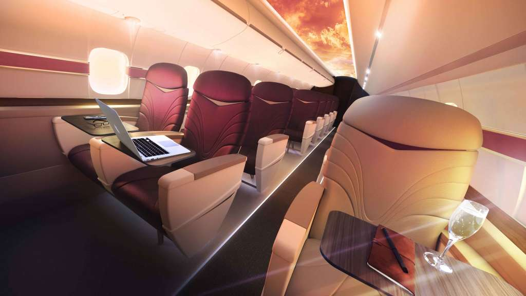 This Private Airline Company Offers Inexpensive First Class Tickets That Don't Feel Cheap